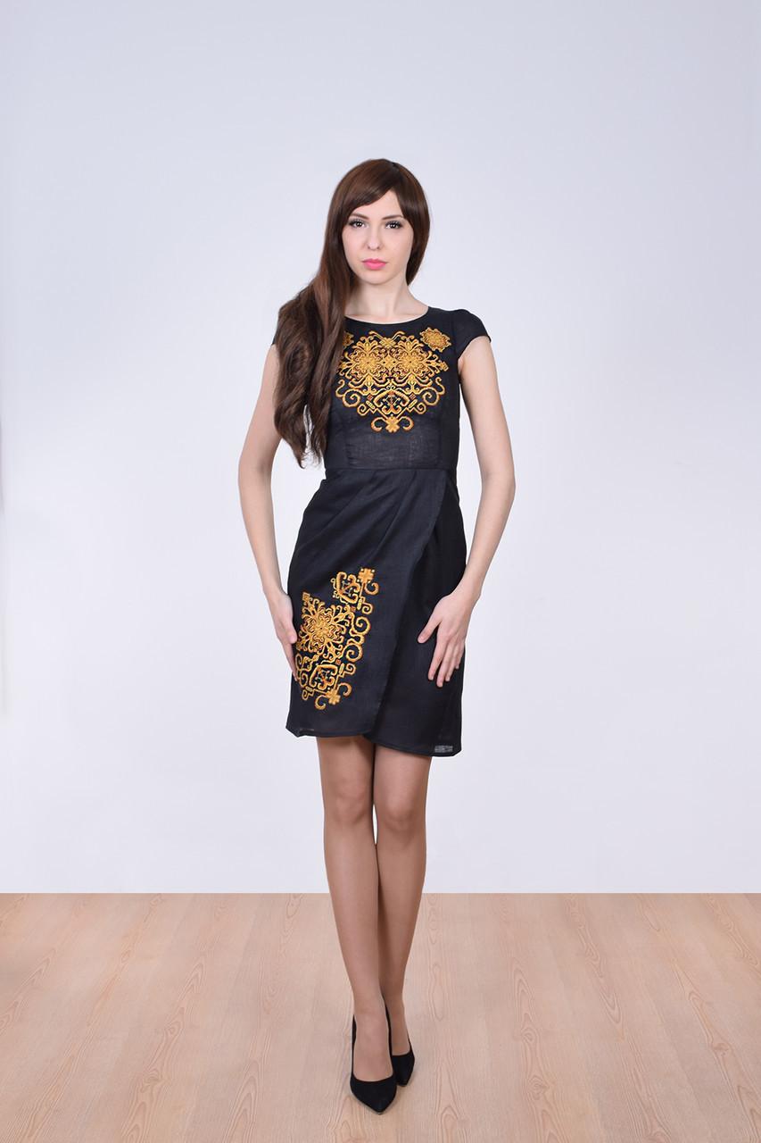 Женское платье вышиванка