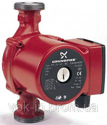 Насос циркуляционный GRUNDFOS UPS 25-40 180 база (оригинал)