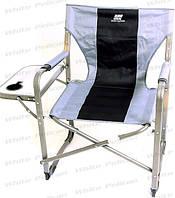 Стул складной со столиком рыболовный EOS XYC-039M (Кресло для рыбалки,кемпинга,карповое кресло)