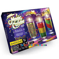 Набор Magic Candle парафиновые свечки Danko toys DM-02