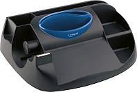 Подставка для офисных принадлежностей Maped Essentials Green Maxi, черный с синим MP.575100