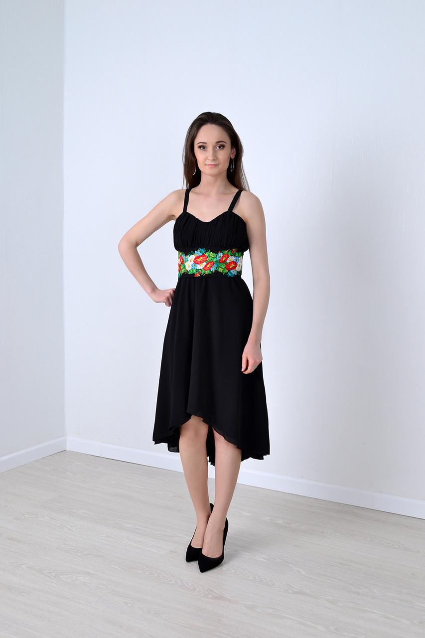 Женское платье вышиванка, фото 1
