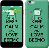 """Чехол на iPhone 6 Plus Adventure time. Beemo v2 """"2447c-48"""""""