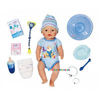 Пупс Baby Born Очаровательный малыш Zapt Creation 822012