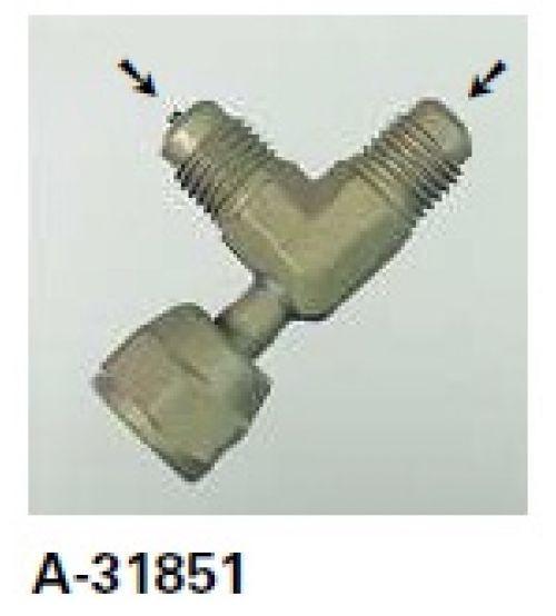 Тройник соединитель REFCO A-31851