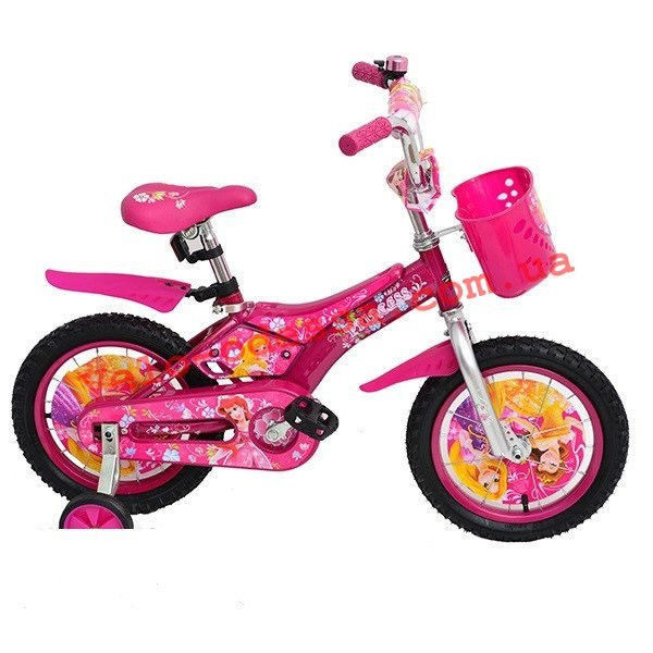 Детский двухколесный велосипед pilot пилот 16 дюймов