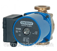 Циркуляционный насос Speroni SCR 25/40-130 для теплого пола