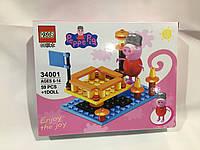 Конструктор свинка Пеппа 34001