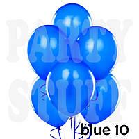 Надувные шары Gemar А50 Синий пастель, 5' (13 см) 100 шт
