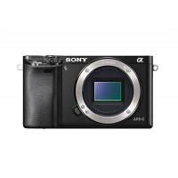Цифровой фотоаппарат SONY Alpha 6000 body Black (ILCE6000B.CEC)