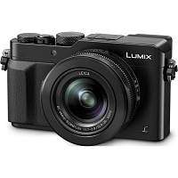 Цифровой фотоаппарат PANASONIC Lumix DMC-LX100 black (DMC-LX100EEK)