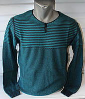 Мужской свитер акрил хлопок оптом