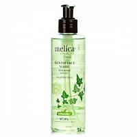 Очищающие средство для лица Melica Organic с ростительными экстрактами 200 мл