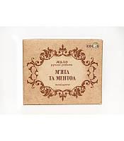 Мыло натуральное Мята и ментол, 105г, ТМ Cocos