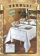 Комплект скатерть с салфетками  Verolli Bamboo Set