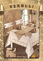 Комплект скатерть с салфетками Verolli Ottoman Set