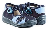 Тапочки (туфельки) для мальчика Zetpol Кая (18-26)