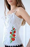 Женский топ вышиванка