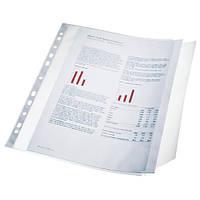 Файл матовый с боковым клапаном A4 Esselte 100 мик. 10 шт. 17939