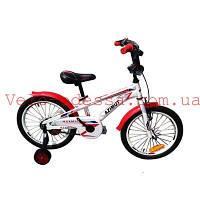 Детский двухколесный велосипед Azimut  G 960 16 дюймов