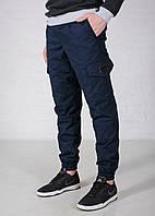 Штаны зимние мужские, брюки, супер качество  F&F Winter синий