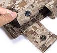 Подсумок Flyye Triple M4/M16 Mag Pouch Ver. MI AOR1, FY-PH-M019-AOR1, фото 3