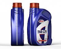 Масло трансмиссионное минеральное ТАД-17 85-90 GL-5 1л Агринол