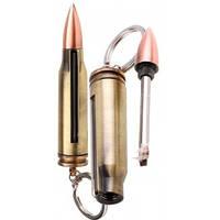 Зажигалка бензиновая спичка-патрон АК-47 №2744