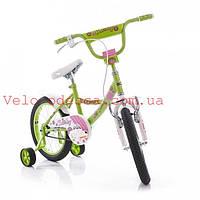 Детский двухколесный велосипед Кэти Kathy 16дюймов