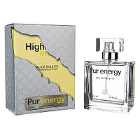 "Т/вода для мужчин  ""Pur Energy"" 100мл (Christian Dior-Higher Energy) ТМ ""AKSA"""