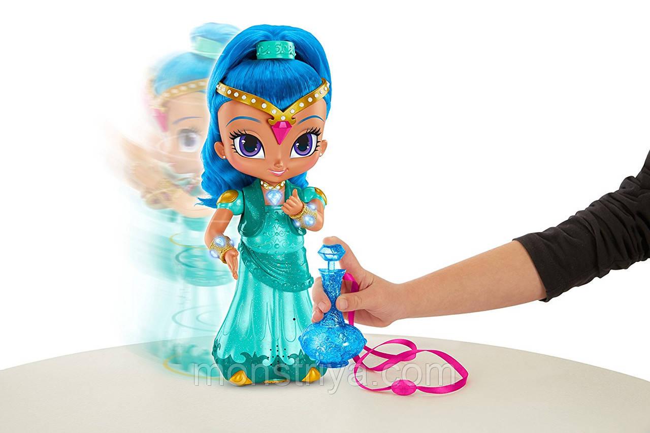 Танцующая кукла джинн Шайн - Nickelodeon - Шиммер и Шайн -Блеск и Мерцание