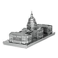 Конструктор металлический 3D Американский капитолий US Capitol MMS054