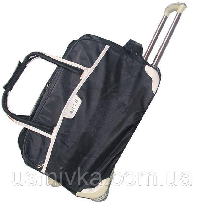 7f8232eba198 Купить Сумка дорожная на колёсах с выдвижной ручкой RS53033113 в ...