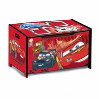 Ящик - комод для игрушек DISNEY CARS Worlds Apart