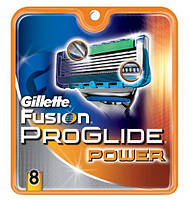 Кассеты для бритья Gillette Fusion Proglide Power
