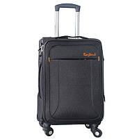 Стильный дорожный чемодан на колесиках