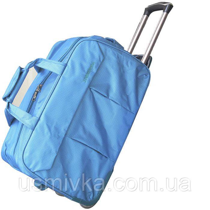 Бизнес сумка дорожная на колёсах RS53041213