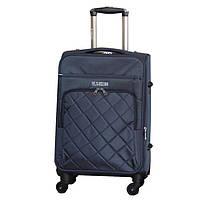 Небольшой удобный чемодан на колесиках