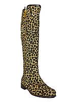 Женские кижаные демисезонные сапоги низкий ход Tucino №26-14-1260