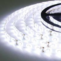 Светодиодная лента B-LED 3528-60 IP65, герметичная, беля