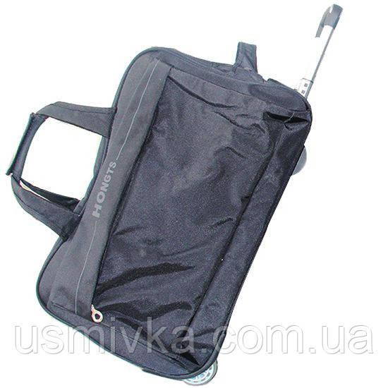 Лёгкая сумка дорожная на колёсах RS53040113