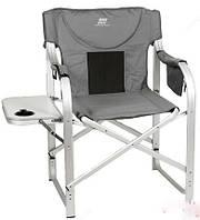 Стул складной со столиком рыболовный EOS XYC-039W (кресло для рыбалки,кемпинга,карповое кресло)