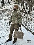 Куртка софтшелл СпН МС м, фото 9