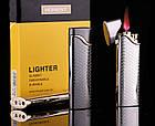Зажигалки газовые турбо в упаковке ZP33063, фото 2