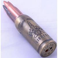 Зажигалка газовая Разрывная пуля №3565