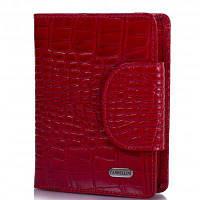 Маленький женский кошелек CANPELLINI SHI967-142 красный