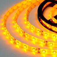 Светодиодная лента B-LED 3528-60 IP65, герметичная, жёлтая