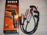 Провода свечные Tesla с наконечниками Чехия Ланос 1.5 T738B
