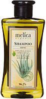 Шампунь Melica Organic с протеинами пшеницы и экстрактом алоэ 300 мл