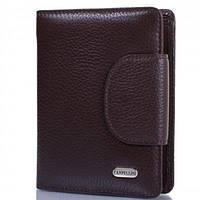 Маленький женский кошелек CANPELLINI SHI967-14 коричневый